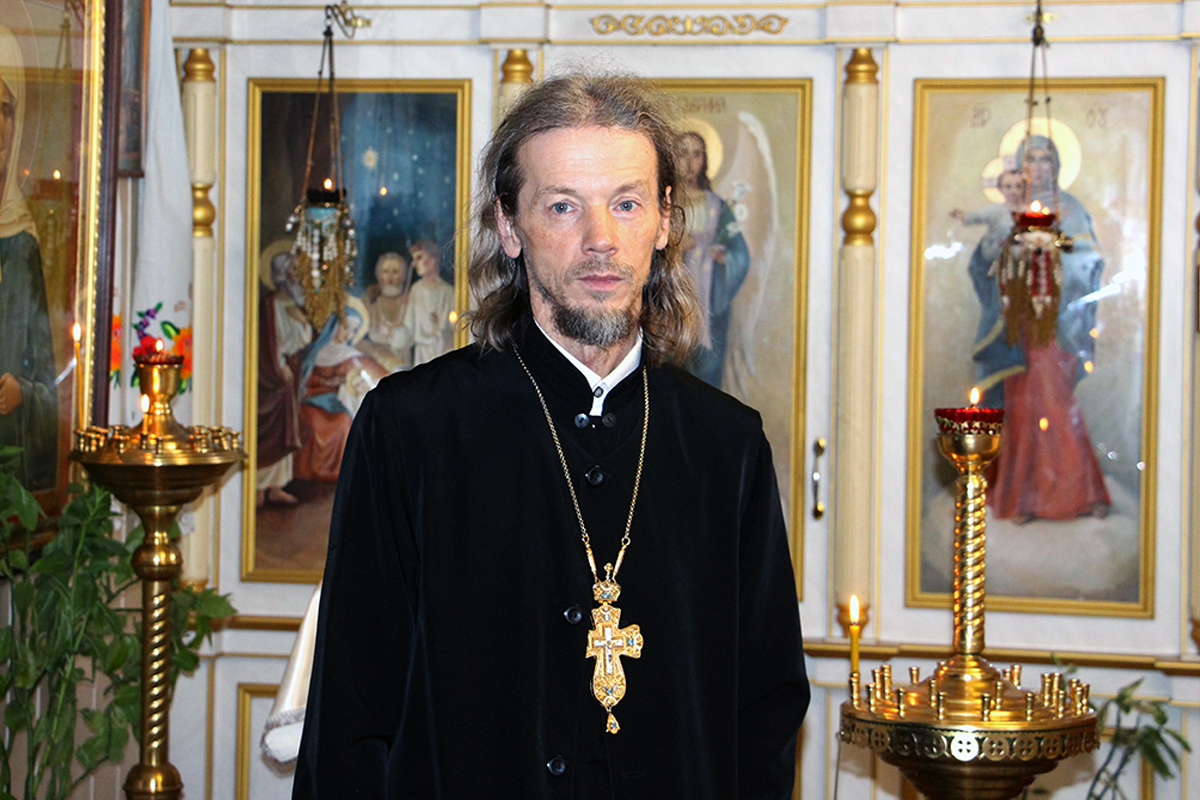 Обращение отца Вадима к православным.