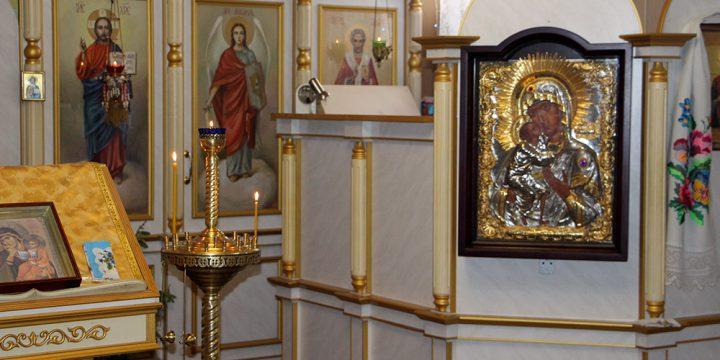 Расписание богослужений в храме Рождества Христова с 03.11.20 по 08.11.20
