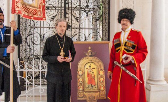 Празднование светлой памяти Государя Императора Николая II.