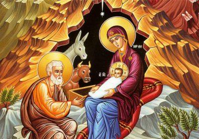 Расписание богослужений в храме Рождества Христова