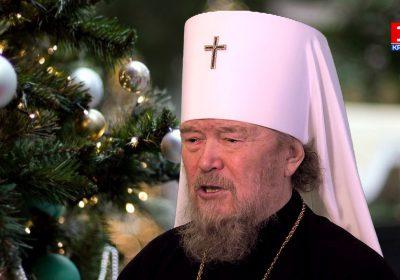 Новогоднее поздравление Митрополита Симферопольского и Крымского Лазаря