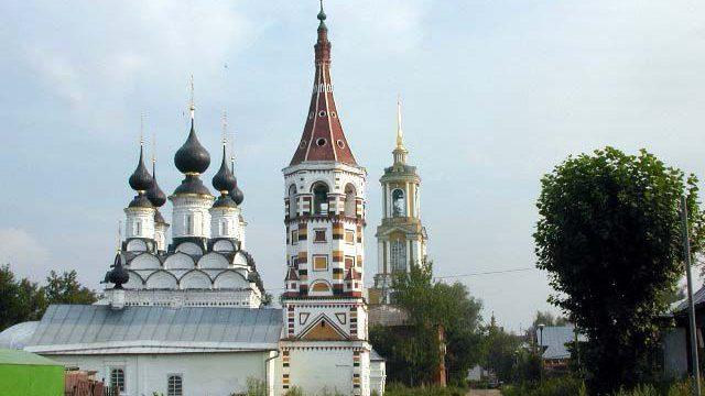 Паломническая автобусная поездка по «золотому кольцу РОССИИ» с 15 по 27 мая
