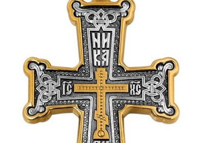 Что означают буквы МЛРБ, NIKA, IНЦI на православном нательном кресте?